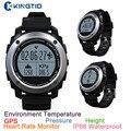 S928 Inteligente Monitor de Freqüência Cardíaca Relógio Do Esporte GPS Esporte Ao Ar Livre Profissional Altímetro de Pressão de Ar Inteligente Para IOS Android