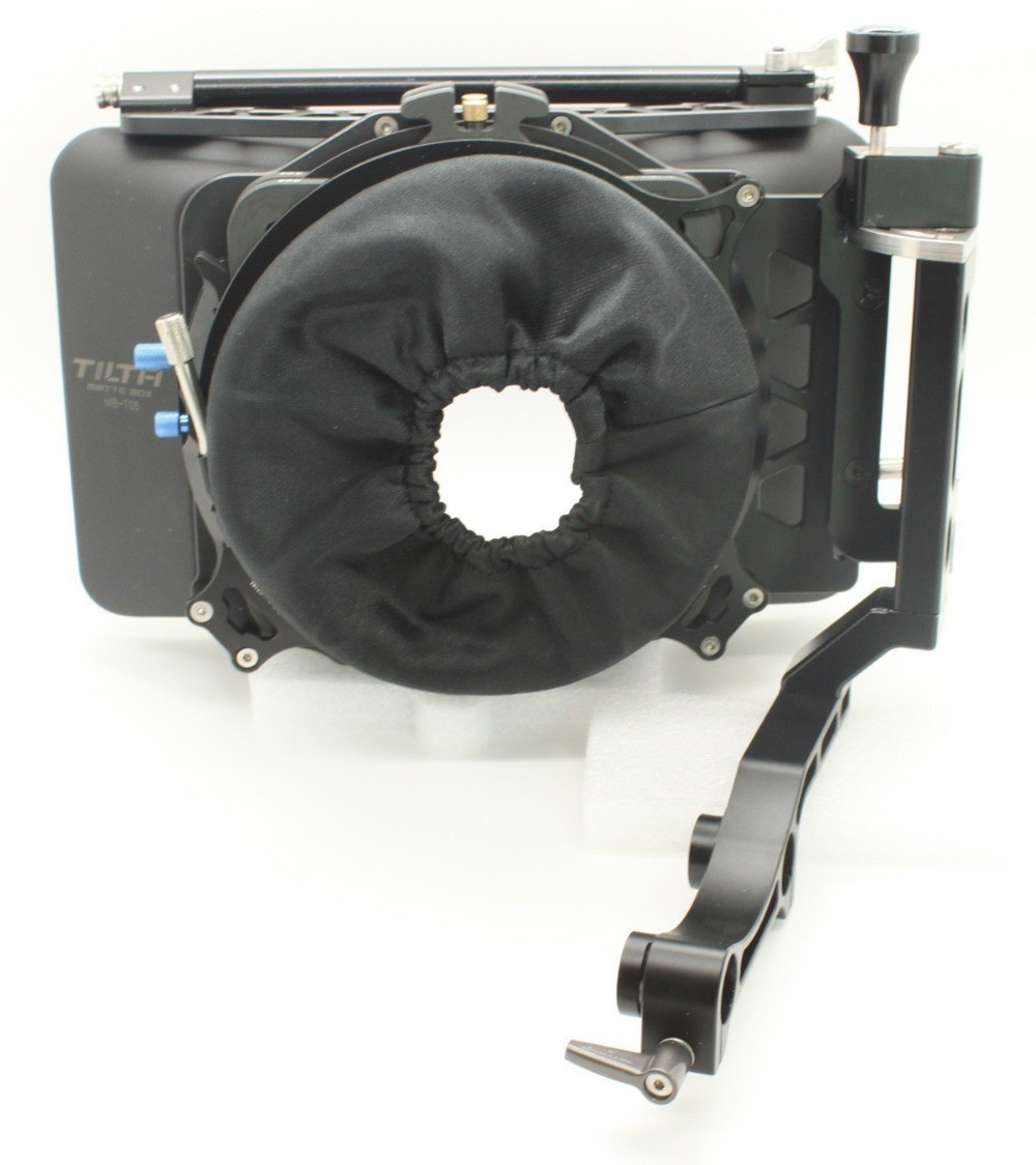 Tilta 4 4 Lightweight Matte box Sunshade MB T05 VIDEO DSLR rig kit FOR BMCC F5
