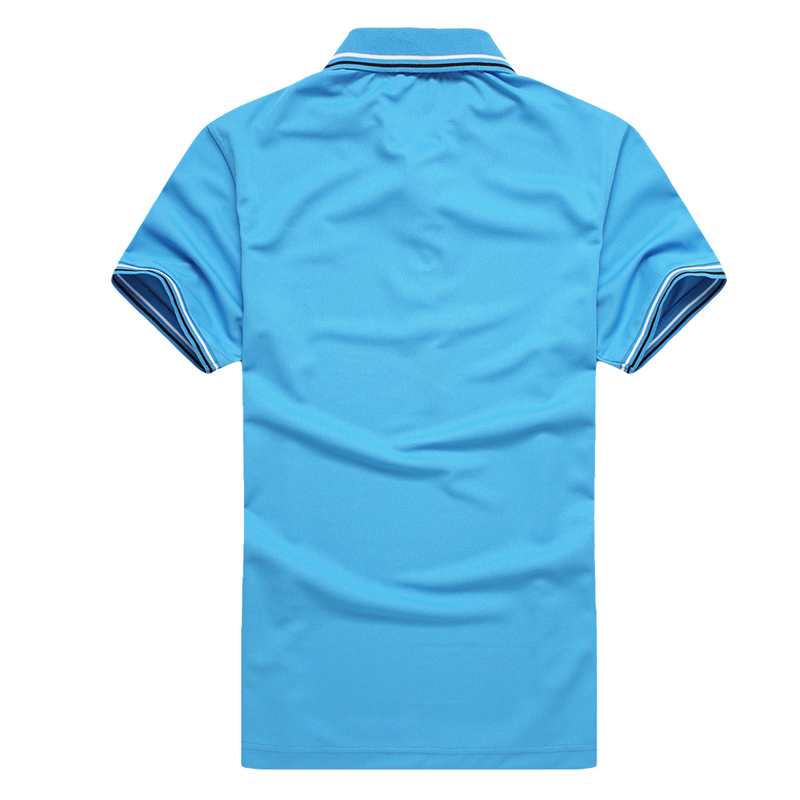 FANNAI Polo Shirt Collar Sport Jerseys T Shirts Golf Training Exercise Sports Short Sleeve Quick Dry Solid Tops Tees Golf Wear in Trainning Exercise Polo from Sports Entertainment