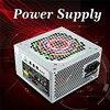 Computer PC Power Supply 400 Watt Computer PC CPU Power Supply 20 4 Pin 120mm Fans