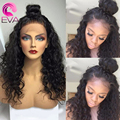 Brazilian Curly Virgin Hair Lace Front Wig Glueless Full Lace Human Hair Wigs For Black Women 8A Grade Lace Front Human Hair Wig