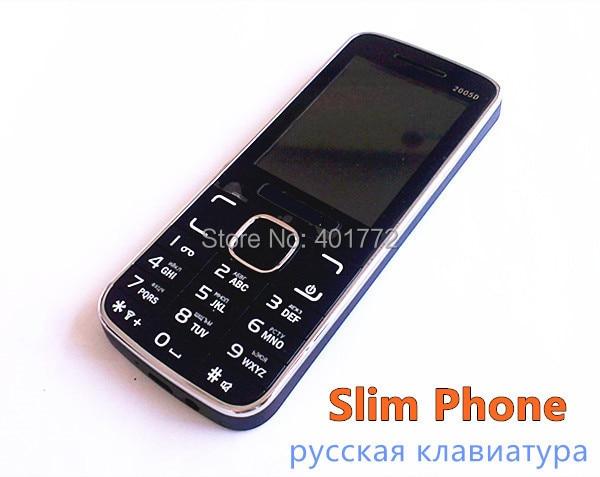 Slim Gold Mini Phone Camera MP3 Radio Flashlight Dual Sim Card Cheap Cell Phone Russian Language