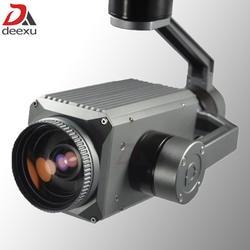Беспилотный летательный аппарат БПЛА 3 оси Gimbal камера 36x zoom 1080 P Full HD Starlight Дрон камера