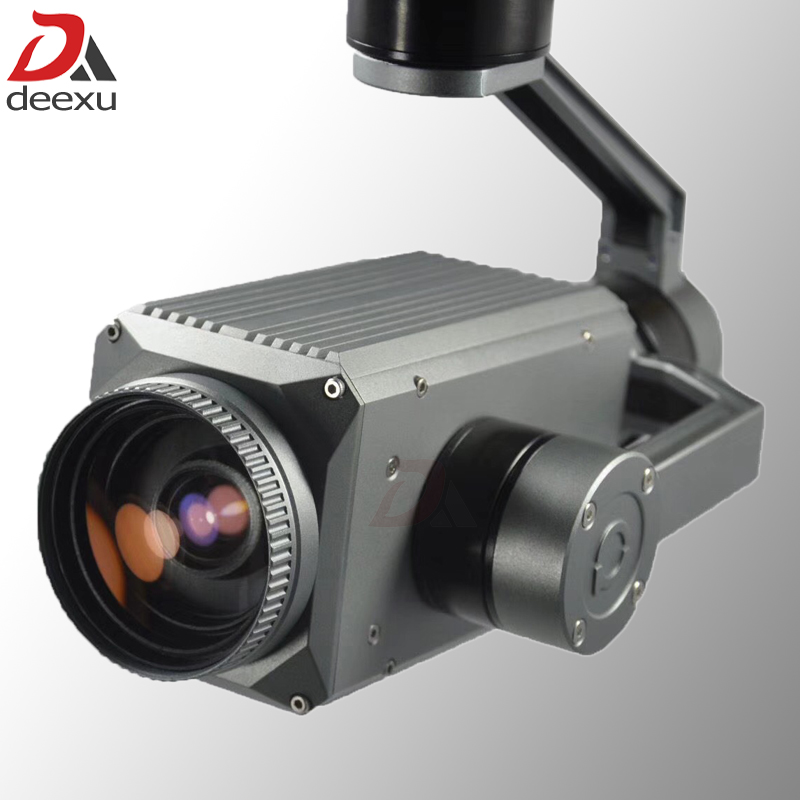 Unmanned Aircraft UAV 3 Axis Gimbal Camera 36x Zoom 1080P Full HD Starlight Drone Camera