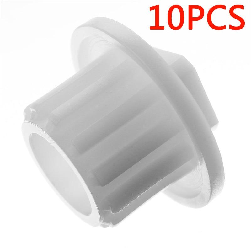 10pcs Meat Grinder Parts Plastic Gear fit Zelmer A861203, 86.1203, 9999990040,420306564070, 996500043314 Kitchen meat grinder parts gear plastic gear fit for braun power plus g1300 g1100 kgz4 kgz3 g1500 model 4242 4217 4195 unusde