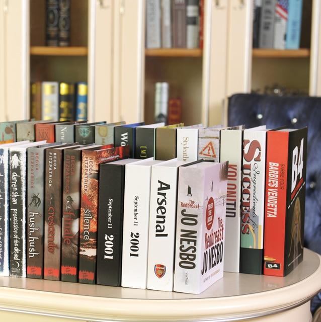 Dekorative Bücher 4 stück [europäischen jingmei] einfache moderne dekorative bücher