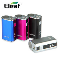 100 Original 10W Mini IStick LED Screen MOD Battery High Quality 1050mAh Eleaf IStick Mini Mod