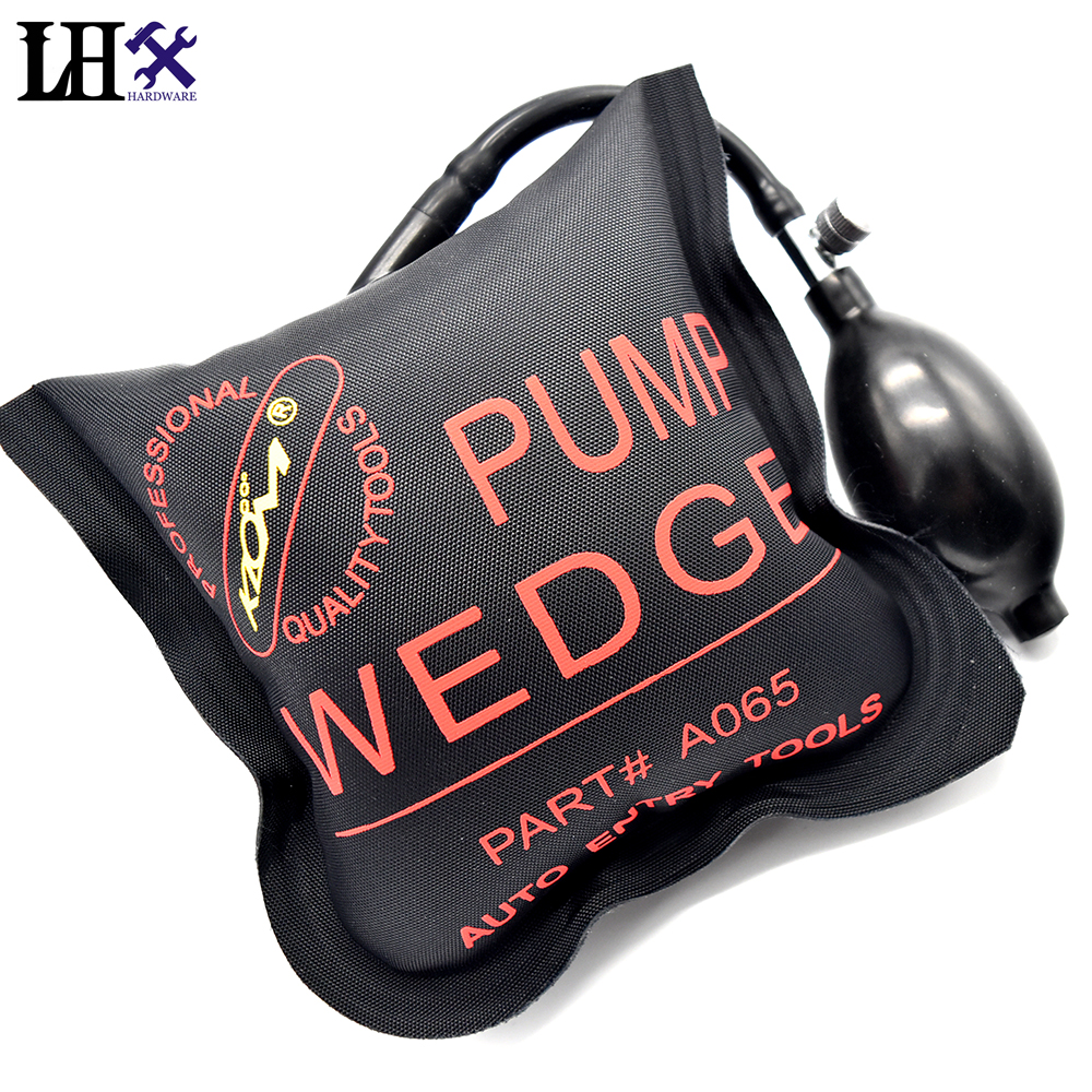 LHX Hardware KLOM POMPA WED LOCKSMITH INSTRUMENTE Auto Air Wedge Blocaj airbag Set de alegere Blocare ușă auto deschis