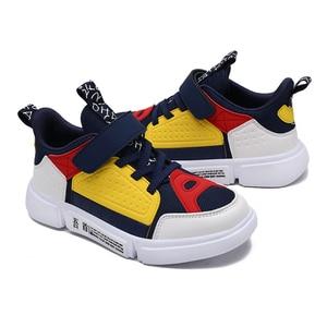Image 2 - Детская обувь для мальчиков; modis tenis infantil; детские кроссовки для девочек; sapato infantil; cocuk ayakkabi chaussure enfant fille; для девочек