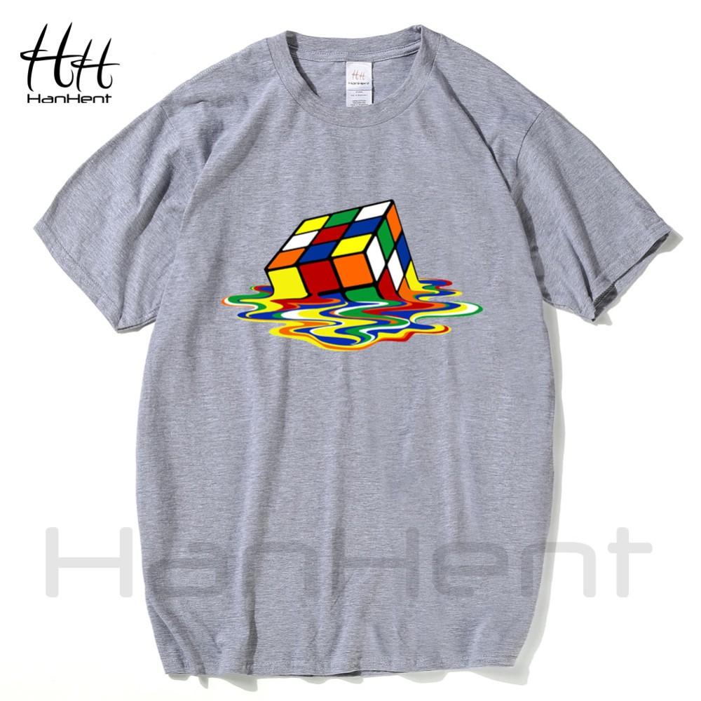 HanHent The Big Bang Theory T-shirts Men Funny Cotton Short Sleeve O-neck Tshirts Fashion Summer Style Fitness Brand T shirts 11