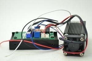 Image 4 - Industrial enfocable 1,6 W 2,4 W 808nm láser infrarrojo Módulo de diodos DC 12 V modo TTL