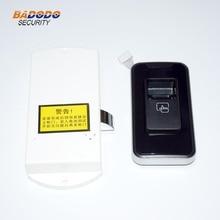 Keyless mini fingerprint cabinet door lock biometric electric lock for cabinet drawer locker cupboards