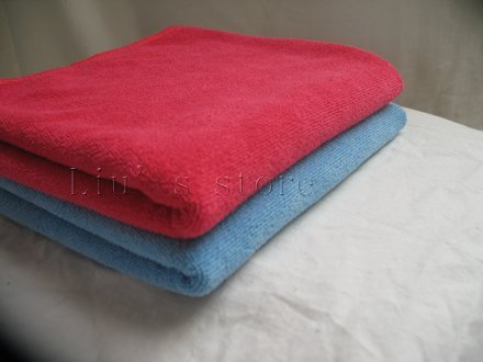 Factory Outlet 20pcs/lot Absorbent Microfiber Gym Sports Hand Face Towels Hair Drying Towels 40*60cm