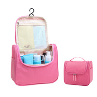 Portable Travel Toiletries Storage Bags Oxford Mesh Waterproof Can Be Hung Cosmetic Bag Organizer Wholesale Accessories