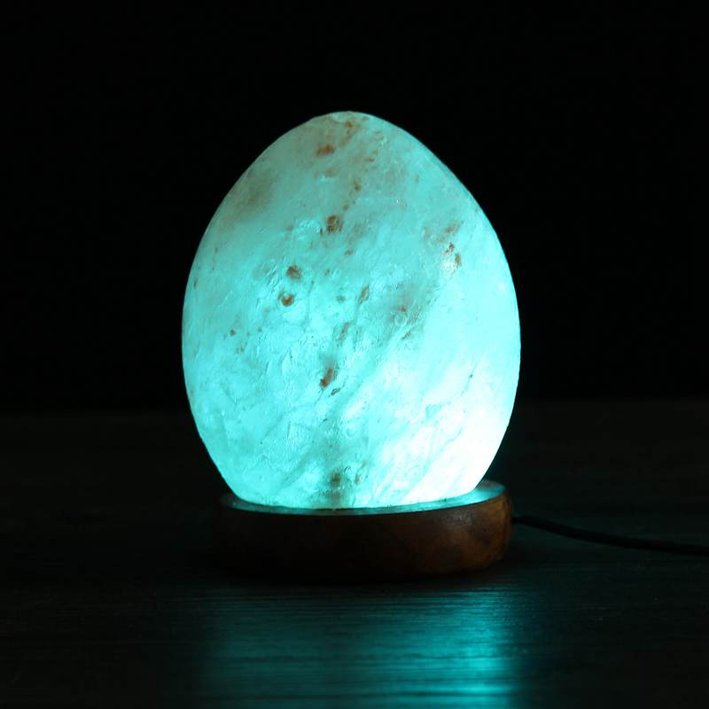 Baby Salt Lamp Night Light : DC5V Multicolor USB Night Light Lamp Himalayan Rock Salt Glowing Attractive Night Lamps For ...