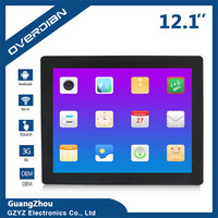 12Inch LCD Screen Industrial Computer Android System Built in WiFi Resistive Touch Screen Industrial Computer Tablet PC