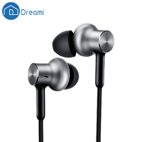 Dreami Original Xiaomi Mi IV Hybrid Earphones Wired Control With MIC For Android IOS For Cellphone