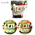 LARATH Korea Cartoon Design Baby Stroller Accessory Taga Bike Stroller Bag Car Carriage Accessories Cup Bottle Holder Organizer