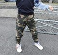 New arrival Baby Elastic waist Camouflage pants Boys Military uniform trousers Brand clothing Wholesale