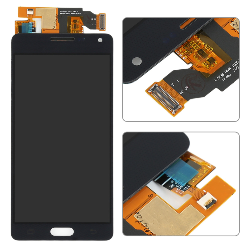 Image 5 - AAA 100% Tested LCD Screen Assembly For Samsung Galaxy A5 2015 A500 A500F A500FU A500M A500Y A500FQ Replacement LCD Display-in Mobile Phone LCD Screens from Cellphones & Telecommunications