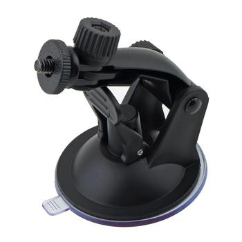Professional Car Windshield Suction Cup Mount Holder Driving Recorder Bracket with Tripod Adapter for Gopro Hero 3 2 1 Camera image