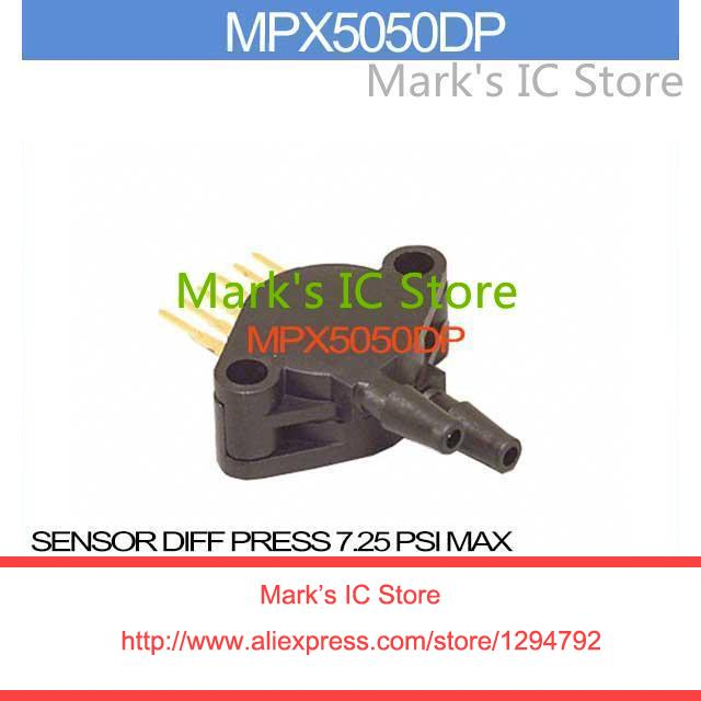 MPX4250DP capteur diff press 36 psi max