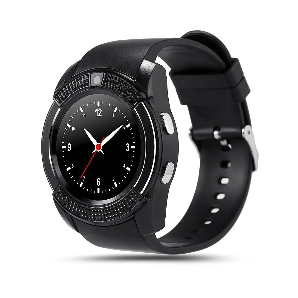 2018 New Arrival V8 Smart Watch Bluetooth Reminder Monitor Anti-lost Camera For iOS Android Support Multi languages 0223 genuine new for lenovo thinkpad us english bluetooth keyboard support window android ios multi connect w trackpoint 4x30k12182