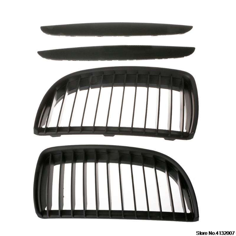 Intake grille High Quality Dumb black Front Kidney Grill Grilles For BMW E90 E91 Saloon 828 Promotion