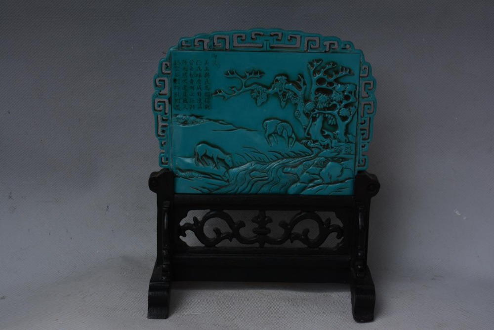 antique old natural Turquoise Screen, Home Decorations & Collection, Free shippingantique old natural Turquoise Screen, Home Decorations & Collection, Free shipping