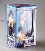 Fairy Tail Gray Fullbuster Action Figure