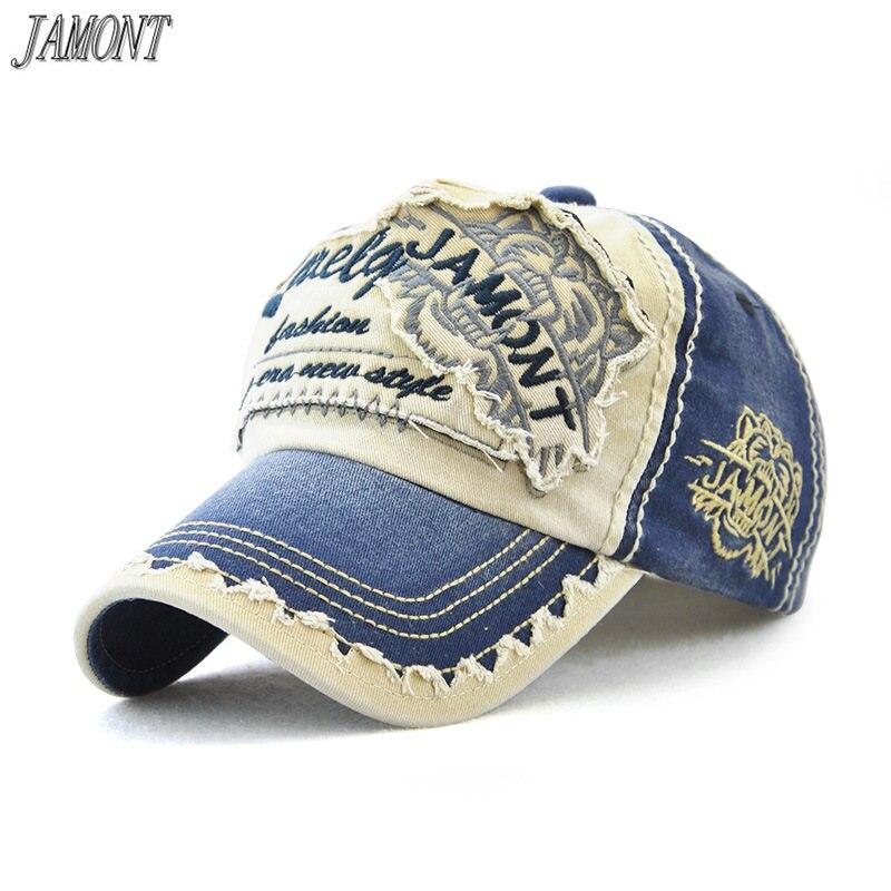 JAMONT  de los hombres de la marca de Gorras de béisbol de las mujeres b6c2e886104