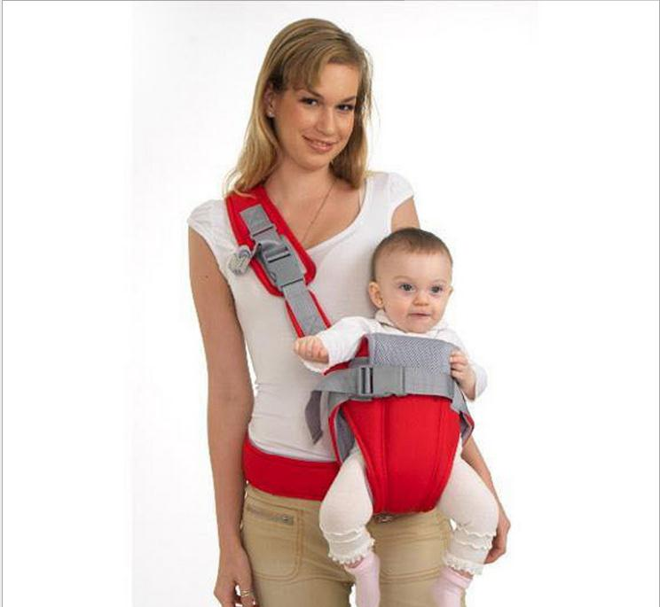 Multifunctional Child Baby Wrap Newborn Baby Sling Carrier Baby