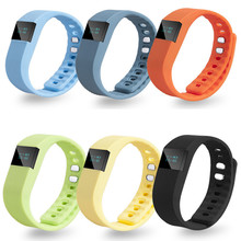 Fitness Activity Tracker Bluetooth 4.0 Smart Watch Wristband Sport Smart Bracelet Pedometer For IOS/ Android TW64