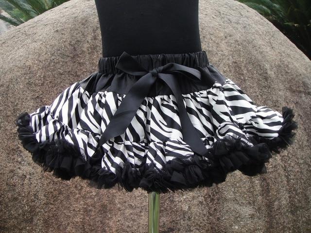 Fashion Fluffy Chiffon Pettiskirts tutu Baby Girls Skirts Princess skirt dance wear Party clothes 0-11 Ys PETS-085