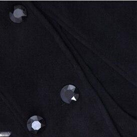Top Hiver Manteaux Épais Casacos Double xxxl 2018 Marque ardoisé Feminino Casaco Laine Clobee Noir Xs Boutonnage Vestes Capuchon Femmes À Automne dOZ6dY