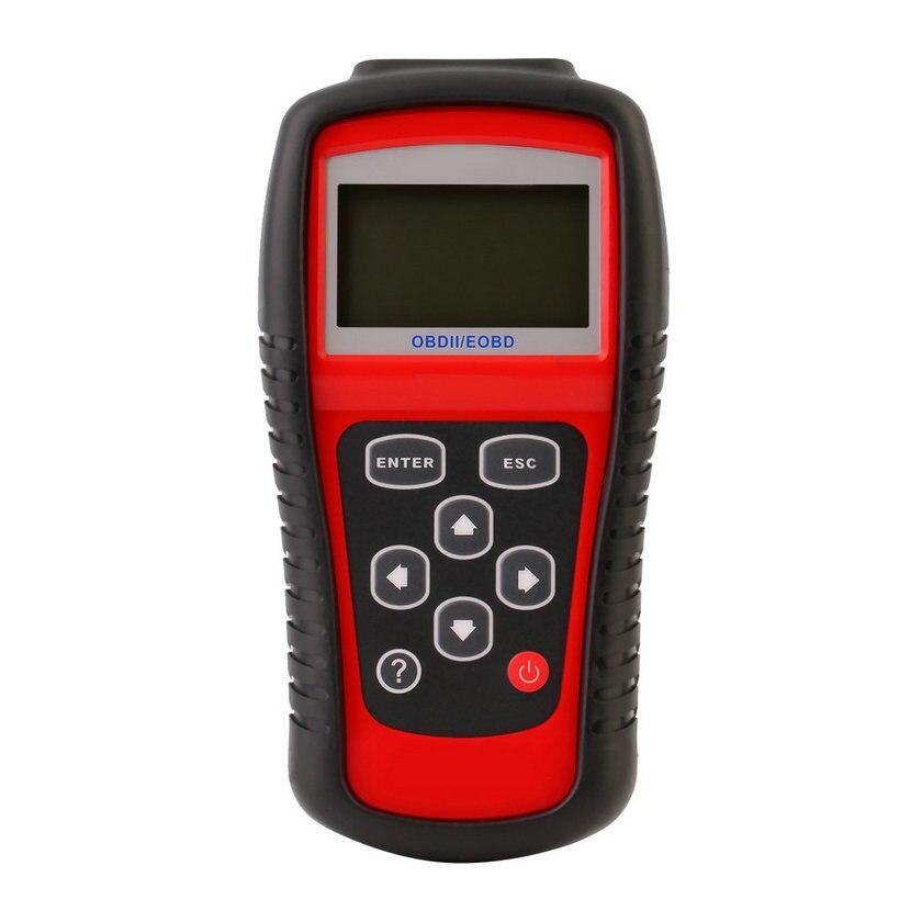 Горячая продажа KW808 OBD2 OBDII EOBD автомобильный диагностический инструмент Autel OBD сканирующий инструмент OBD2 сканер прямой считыватель кодов дан...