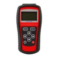 Hot selling KW808 OBD2 OBDII EOBD car diagnostic tool Autel OBD Scan Tool OBD2 Scanner Live Data Code Reader Scanner