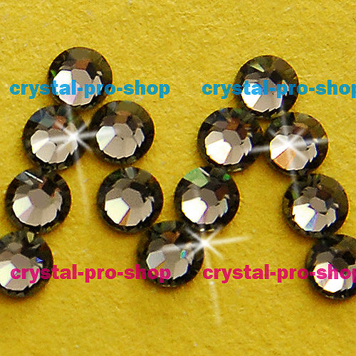 ss6 GENUINE Swarovski Elements BLACK DIAM0ND ( 215 ) 288 pcs ( NO hotfix  Rhinestone ) Bulk Crystal Glass 6ss 2058 FLATBACK Art-in Stones from Home    Garden ... d68b73c359e6