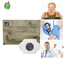 20 Stuks Diabetes Behandeling Medische Patch Type 2 Diabetische Gips Verminderen Bloedsuiker Glucose Insuline Lagere Chinese Geneeskunde