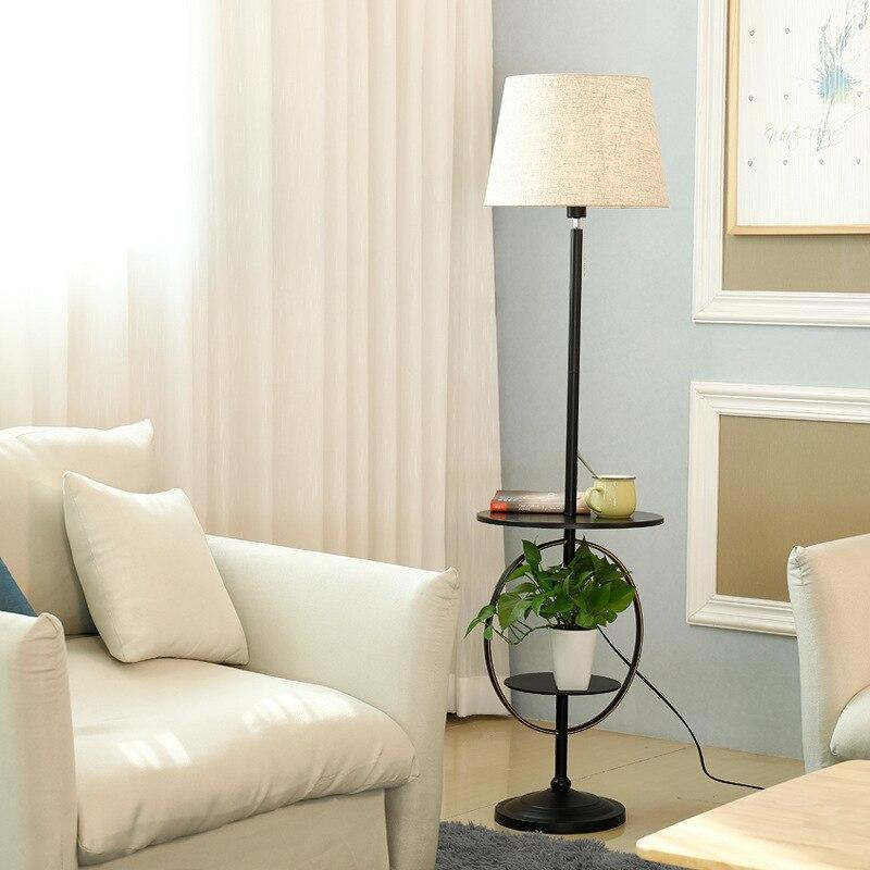 Торшер, железо искусства, Nordic пальто стойки, гостиная, современный минималистский творческий спальня, прикроватные тумбочки, рабочий стол,