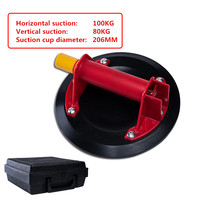 Vacuum Air pump Sucker manual suction device vacuum catcher plate hand single sucker for ceramic tile and glass Y