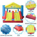 YARD 3 in 1 bounce house,inflatable playground,inflatable toys for chirldren,inflatable bouncer trampoline