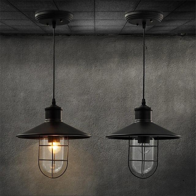 LFH Retro VintageCage Lichter, draht Lampe Käfig, DIY Lampenschirm ...