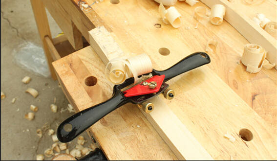 Online Shop Uzwell Wooden Wood Hand Planer Carpenter Hard Wood Diy