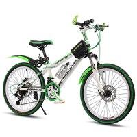 20/22/24/26 inch горный велосипед 21/24/27 переменной скоростью велосипеда многоцветный Колеса горный велосипед двойной дисковый тормоз велосипед