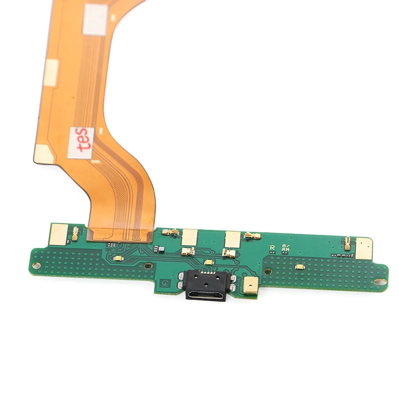 1 Piece Charging Port Flex Cable Replacement For Nokia 1520 N1520 Micro Charger USB Connector Dock Repair Parts Free Shipping