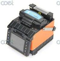 JILONG KL 520E FTTH Optical Fiber Fusion Splicer Kit w/ Fiber Optic Cleaver, Fiber Optical Splicing Machine