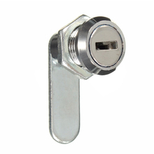 Cam Lock Desk Drawer Lock 16MM + 2 Keys for Arcade Cupboard Mailbox File Cabinet