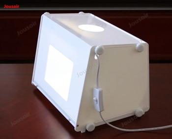 """SANOTO 12""""X8""""Portable Mini professional photo studio light soft box Photo Light Box MK30 softbox speedlight 110/220V CD50 T03 GZ"""