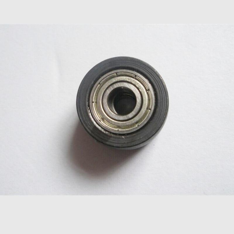 Accesorio de rodillo de rodamiento de acero frontal 10 mm 20 mm para - Accesorios para herramientas eléctricas - foto 3